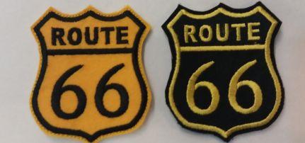 Route 66 Felvarró