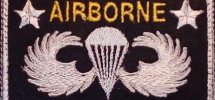 Airborn felvarró