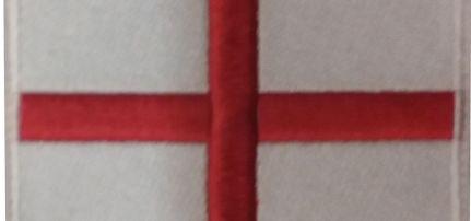 Angol zászlós felvarró