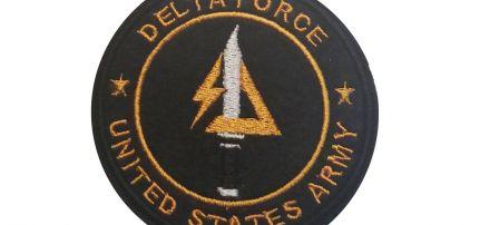 Delta Force felvarró