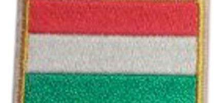 Magyar Zászlós felvarró