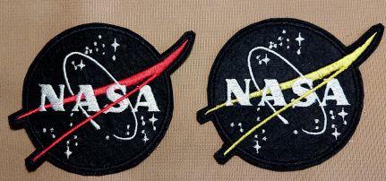 NASA felvarró