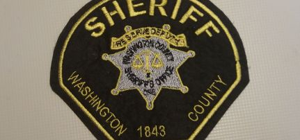 Washington Sheriff felvarró