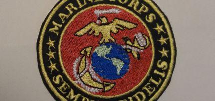 United States Marine Corps felvarró