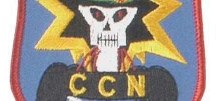 Central Commando felvarró