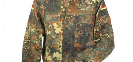 Bundeswehr Parka