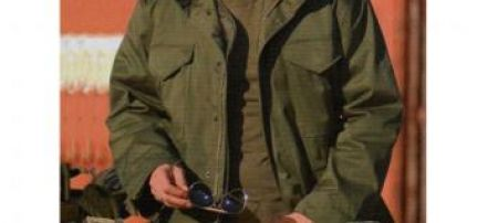 M-65-ös Kabát extra méret