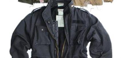 M65 Vintage Kabát