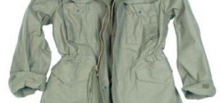 M-65-ös Kabát Mil-tec
