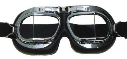 Pilóta Szemüveg Cróm