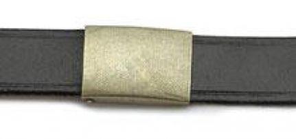 Bundeswehr Bőr Öv 3cm