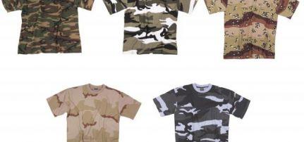 Terep pólók