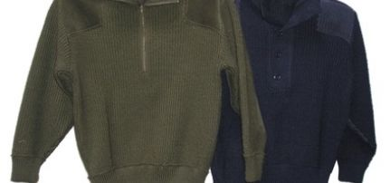 Garbós vastag pulóver