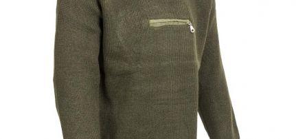 Erdész pulóver - zöld