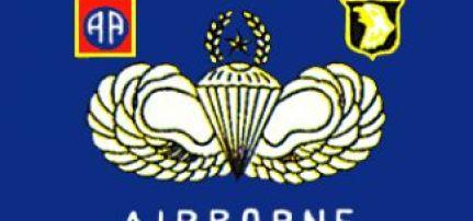 Airborne Zászló