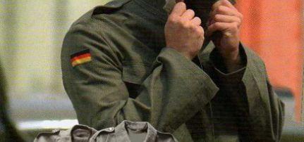 Bundeswehr használt zubbony 1