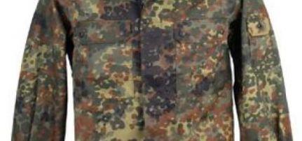 Bundeswehr Zubbony Pontterep Új.